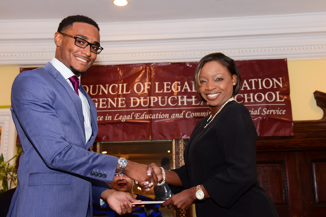 Outstanding Law Students Receive Graham Thompson Awards