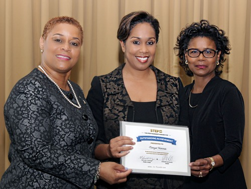 Tanya Hanna Receives STEP Founders Award