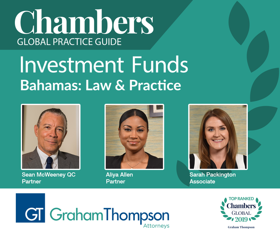 GT Attorneys Author Bahamas Investment Funds Global Practice Guide