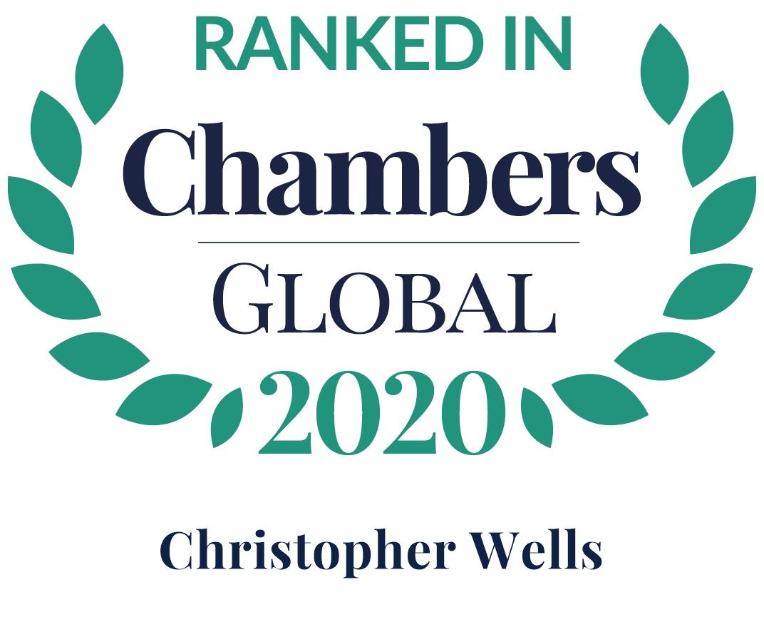 Chambers Global 2020, CWells