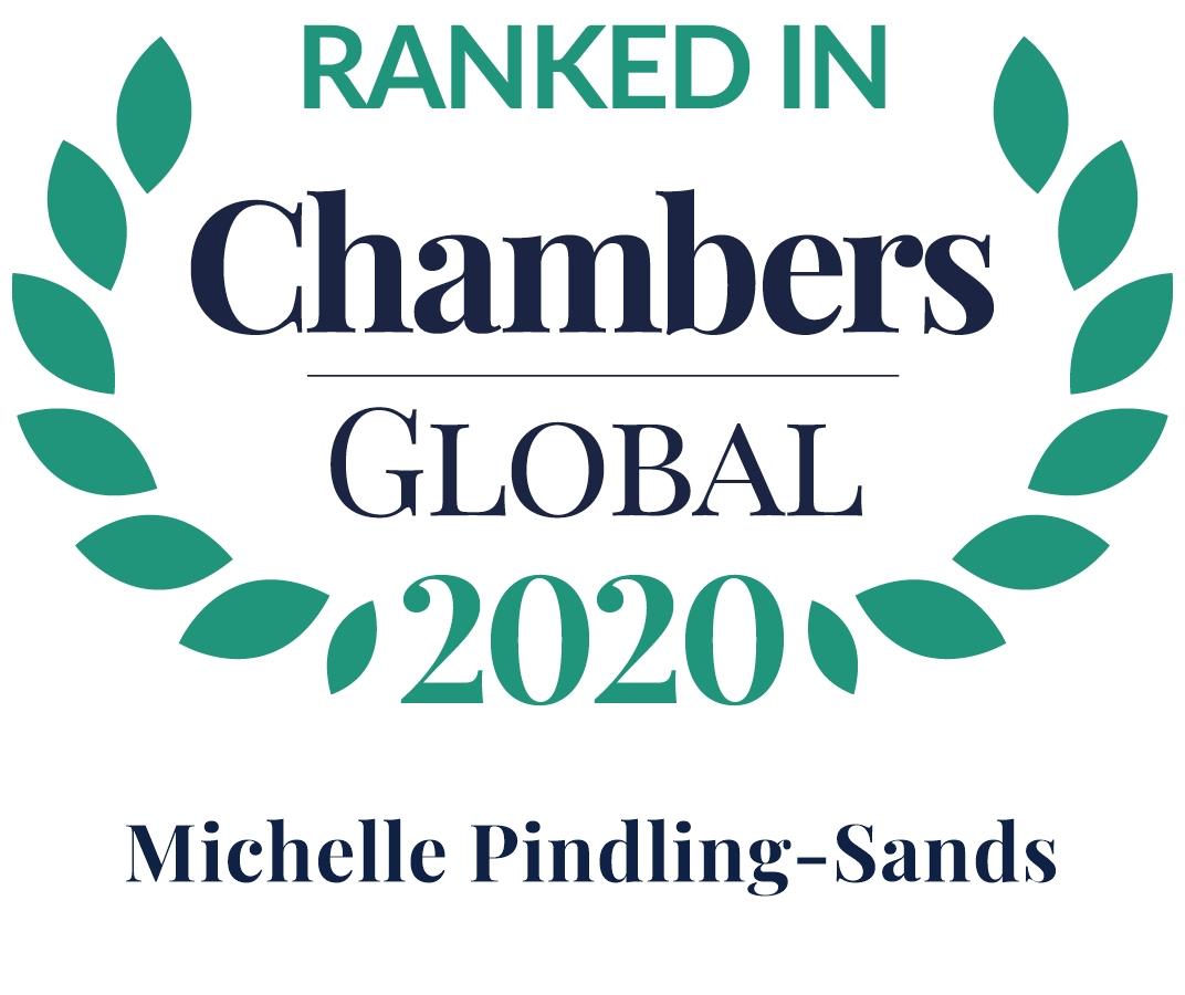 Chambers Global 2020, MPindlingSands