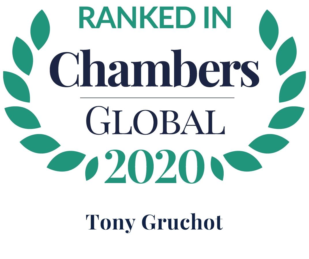 Chambers Global 2020, TGruchot