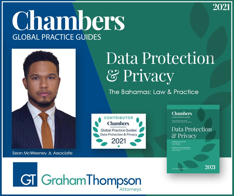 MCWEENEY JR. AUTHORS DATA PROTECTION AND PRIVACY PRACTICE GUIDE