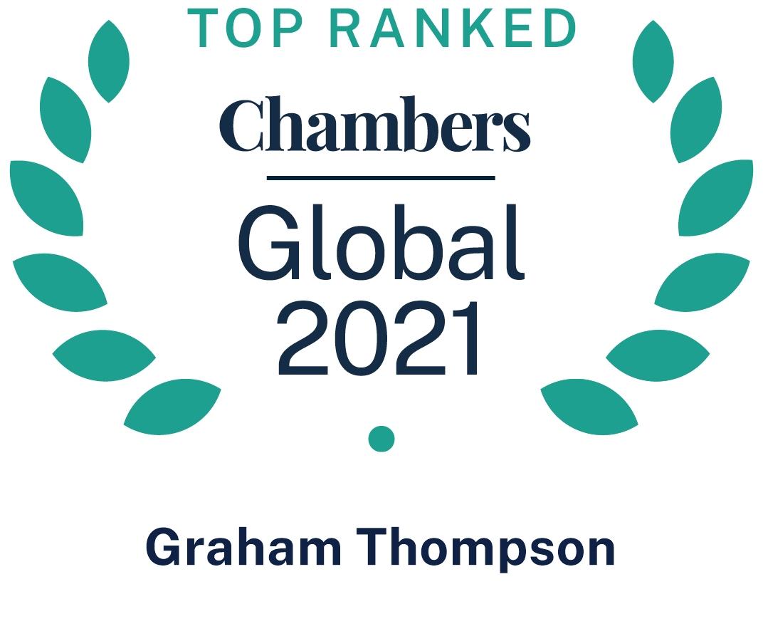Chambers Global 2021, Firm