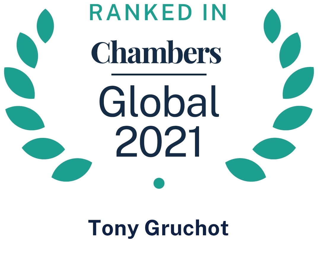 Chambers Global 2021, TGruchot